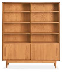 Modern Bookcase Furniture by Grove Modern Bookcases Modern Bookcases U0026 Shelves Modern