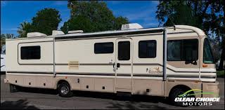 fleetwood bounder 34 j rvs for sale in california