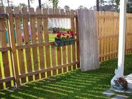 cheap garden fence ideas garden design ideas
