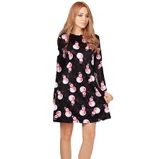 dresses for new year fashion 2017 christmas festival clothing women mini dress party a