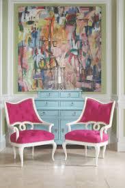 dynamic duo bold colors dramatic artwork u2014 the decorista