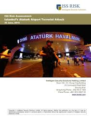 turkey istanbul ataturk airport attack technical capabilities of u2026