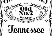 jack daniels label template popular samples templates