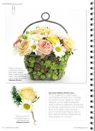 wedding flowers magazine in the press wedding flowers magazine nov dec 2012 fabulous