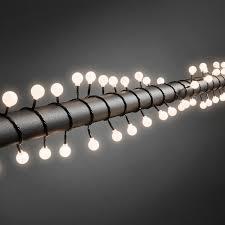 konstsmide 80 warm white large led light set lighting direct