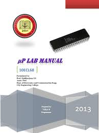 6th sem microprocessor lab manual using afdebug 10ecl68 assembly