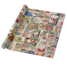 christmas wrapping paper gift wrapping zazzle