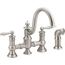 vintage kitchen faucet kitchen deck most top class mount vintage faucet personality