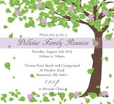 interesting reunion invitation card templates 21 for golden