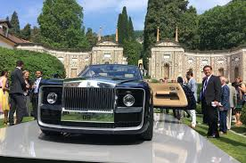 future rolls royce why outlandish one off could be the future of rolls royce autocar