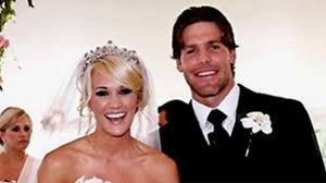 carriã re mariage carrie underwood and husband mike fisher gush each other
