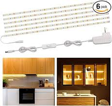 kitchen cabinet led lighting speclux led lights bar led cabinet lighting kits 9 84ft counter light for kitchen cupboard desk monitor