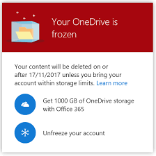 Good Account Pictures Good Deed For The Month Help A Family Member Unfreeze Their Onedrive