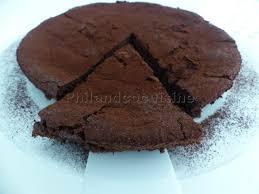 cuisine sans sucre gâteau au chocolat sans sucre sans beurre et sans gluten