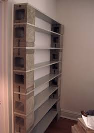 Square Bookshelves Wall Shelves Design Samples Collection Shelves For Concrete Walls