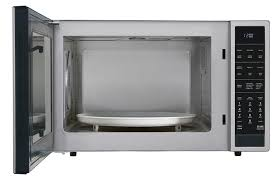 Microwave And Toaster Oven Smc1585bs 1 5 Cu Ft Stainless Steel Convection Microwave