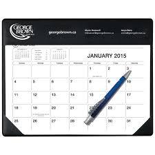 Small Desk Calendars Small Desk Pad Calendar Hamsar Diversco Inc