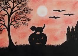 halloween art prints black cat photo cat wearing a crown animal photography animal art