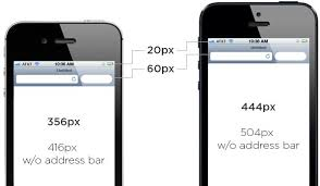 iphone 5 design iphone 5 display size and web design tips