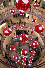 Christmas Decorations For Shopping Centers finland christmas decorations in kamppi shopping mall christmas