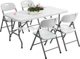 Folding Patio Table And Chair Set Amazing Acacia Folding Table Set With 4 Chairs For Outdoor Folding
