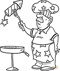 independence day 4th of july coloring pages free coloring pages