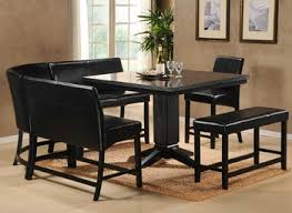 cheap dining room table sets black dining room table thearmchairs cheap black dining room