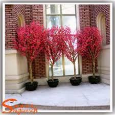 st cr27 mini tree artificial cherry blossom flower tree bonsai mini