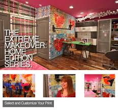 Extreme Home Makeover Bedrooms Boy Sees Hearts Extreme Makeover Home Edition Heart Wall Heart