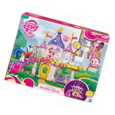mlp wedding castle my pony castle ebay