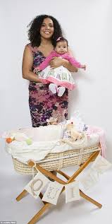 the mothers who blow 10 000 on baby showers daily mail online