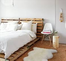 Home Decor Made From Pallets 126 Best Pallet Bed Images On Pinterest Pallets 3 4 Beds And Diy