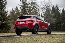 land rover red review 2017 range rover evoque hse dynamic canadian auto review