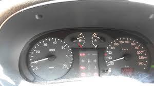 clio 1 4 2001 speedometer fault