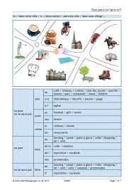 Shopping Worksheets Latest French Teaching Resources Printable Worksheets And