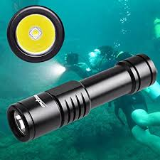 best primary dive light amazon com orcatorch d520 diving flashlight 1000 lumens scuba