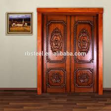 top selling teak wood main door modern designs for home buy door