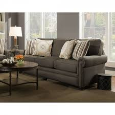 Corinthian Sofa Swan Living Room Sofa U0026 Loveseat Dark Stone 97b Living