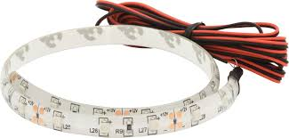 Amber Led Strip Lights by 13 In Amber Led Strip Light Princess Auto