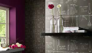 papier pour cuisine modele de papier peint pour cuisine les motifs raavent les murs