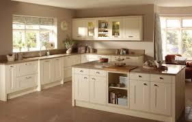 cream kitchen cabinets home decoration ideas