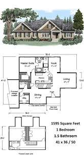 retirement house plans small house plan small cabin home with open living floor best retirement