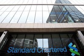 Standard Chartered Bank Loan Impairments Easing In Gulf Says Standard Chartered Banking