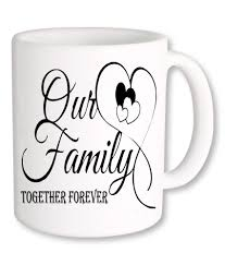buy coffee mugs online india photogiftsindia our family coffee mug buy online at best price in