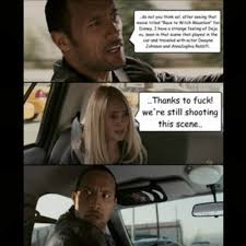 Rock Driving Meme - the rock driving meme meme generator