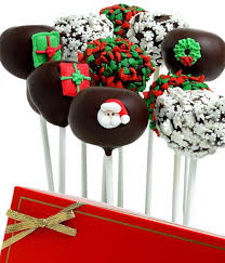 chocolate covered company chocolate dipped cake pops