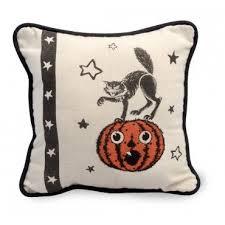 boston international cat halloween throw pillow u0026 reviews wayfair