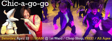 chic a go go dance party saturday april 22 2017 the chicago