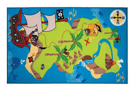 matrix kiddy rugs pirate map multi fr buy online at rugs direct 2u
