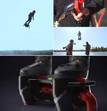 monopatin lexus youtube flyboard air farthest flight by hoverboard achieved on 30th